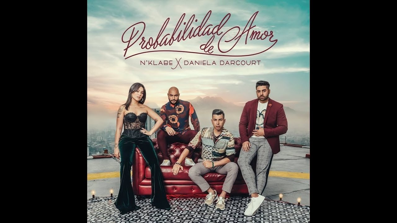 N'Klabe feat. Daniela Darcourt – Probabilidad De Amor